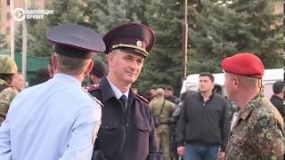 Похищение в Ингушетии и санкции ЕС   Главное   15.10.18