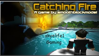 Hunger Games Catching Fire ROBLOX Let's Play!