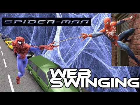 Thumbnail: What Made Spider-Man PS2 Web Swinging So Great? Will PS4 Get It Right?