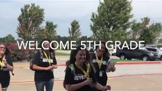 Shaw Elementary 2018 Welcome to 5th Grade