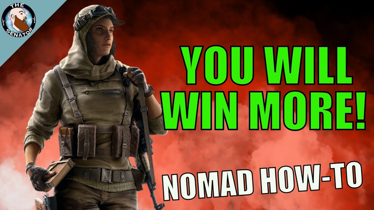 The Simplest Guide to Playing Nomad: Rainbow Six Siege