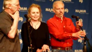 2012 NAMM: Michelle Phillips