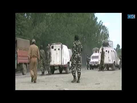 High Alert Sounded in Qazigund After Inputs of Militant Attack