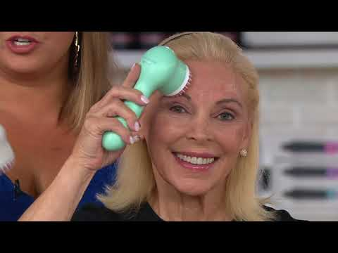 Clarisonic Mia Smart Sonic Cleansing System On QVC