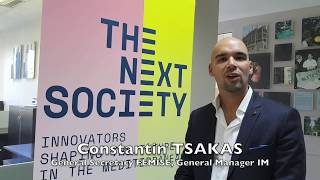 FEMISE in THE NEXT SOCIETY : partnering with operational support actors engaged in innovation