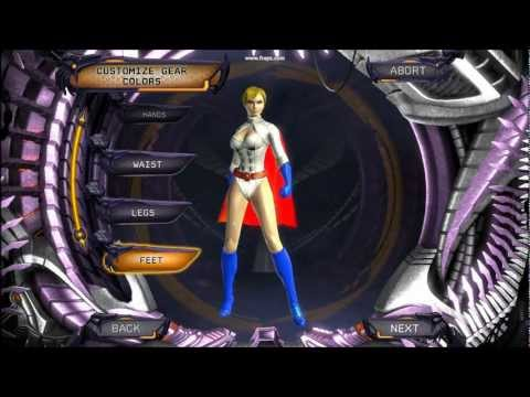 dc universe online how to get all powers