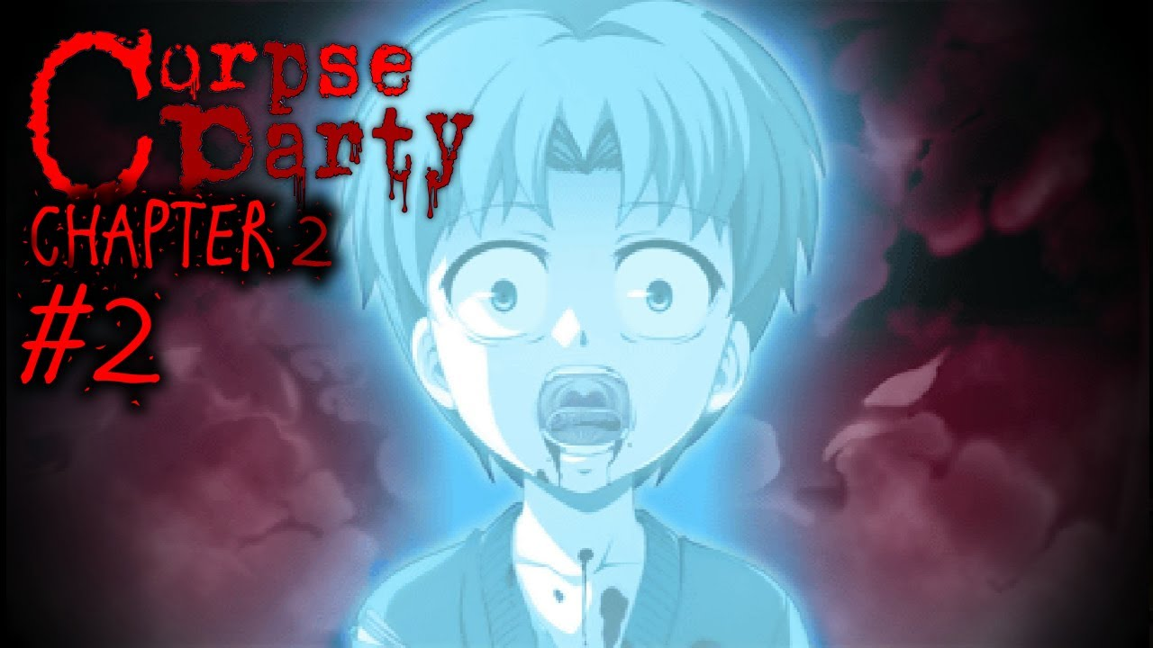 NICHT IN DIE AUGEN SEHEN! #02 • Lets Play CORPSE PARTY