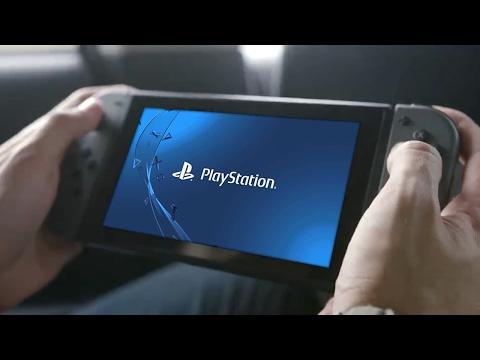 Sony vai IMITAR o Nintendo Switch?