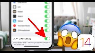 Nach iOS 14 Update: Vorsicht bei dieser Funktion! ⚠️😱