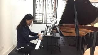Chopin Etude op 25 no 1