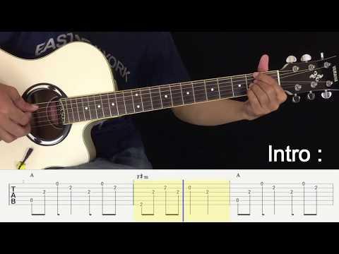 Sampai Jumpa - Endank Soekamti - Fingerstyle Guitar Tutorial.