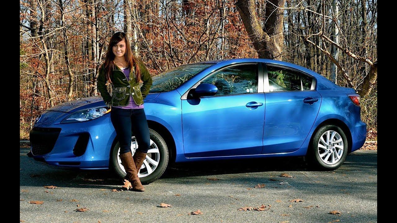 RoadflyTV - 2012 Mazda3 Skyactiv Test Drive with Shannon McIntosh ...