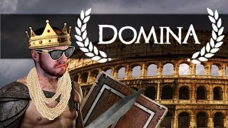 Domina Gameplay - Arena King - Part 6 Let's Play Domina Gameplay