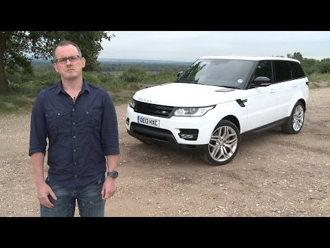 Meridian Signature Reference Audio System review - new Range Rover Sport