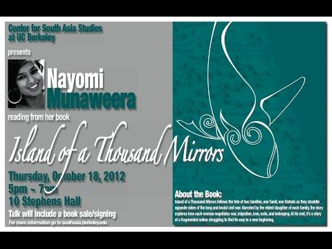 Island of a Thousand Mirrors: A novel about the Sri Lankan civil war