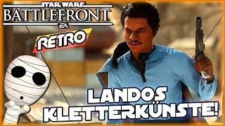 Landos Kletterkünste! - Star Wars Battlefront Retro #65 - Lets Play HD deutsch Tombie