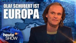 Olaf Schubert zur aktuellen Lage der EU | heute-show vom 17.03.2017