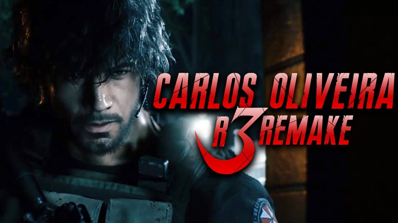 Resident Evil 3 Remake Carlos Oliveira Analysis Road To Re3