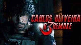 Resident Evil 3 Remake Carlos Oliveira Analysis - ( Road To RE3 Remake)