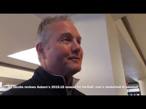 Jay Jacobs 'never felt better' about top coaches despite one of Auburn's worst years ever in men's sports