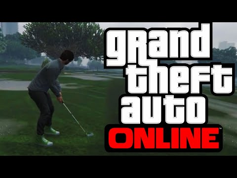 BY ONE GOLF!! | GTA 5 Online Moment Lucu (Bahasa Indonesia)