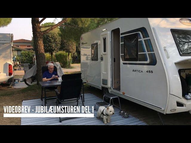 Videobrev - Jubilæumsturen del 1