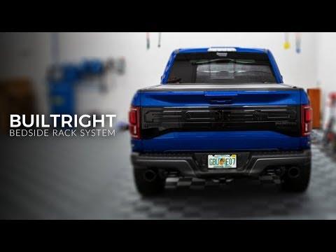 Installing BuiltRight Bedside Rack System on Ford Raptor