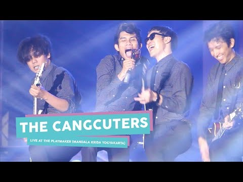 [HD] The Cangcuters - Hijrah Ke London (Live at Yogyakarta, September 2017)