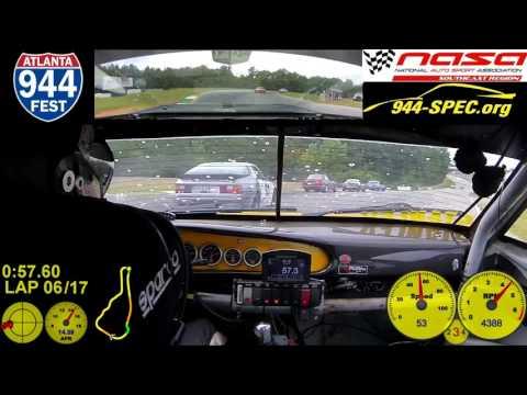 944Spec - NASA-SE - Road Atlanta - 944Fest South 16 Sun Lightning Race