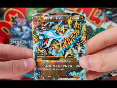 Opening The Best Pokemon Wild Blaze Booster Box Ever Part