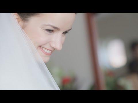 Toronto Ukrainian Wedding Videographer | Katarina + Dan | Mississauga Living Arts Centre