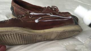 How to Clean and Treat Boat Shoes