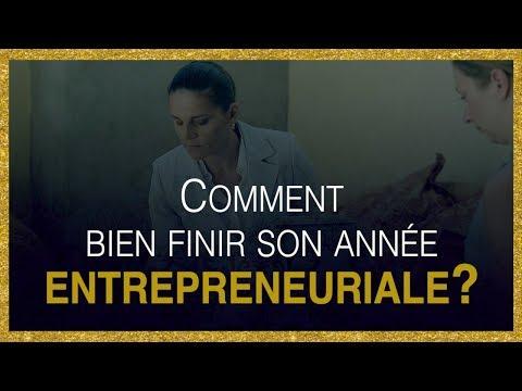 Comment bien finir son année entrepreneuriale?