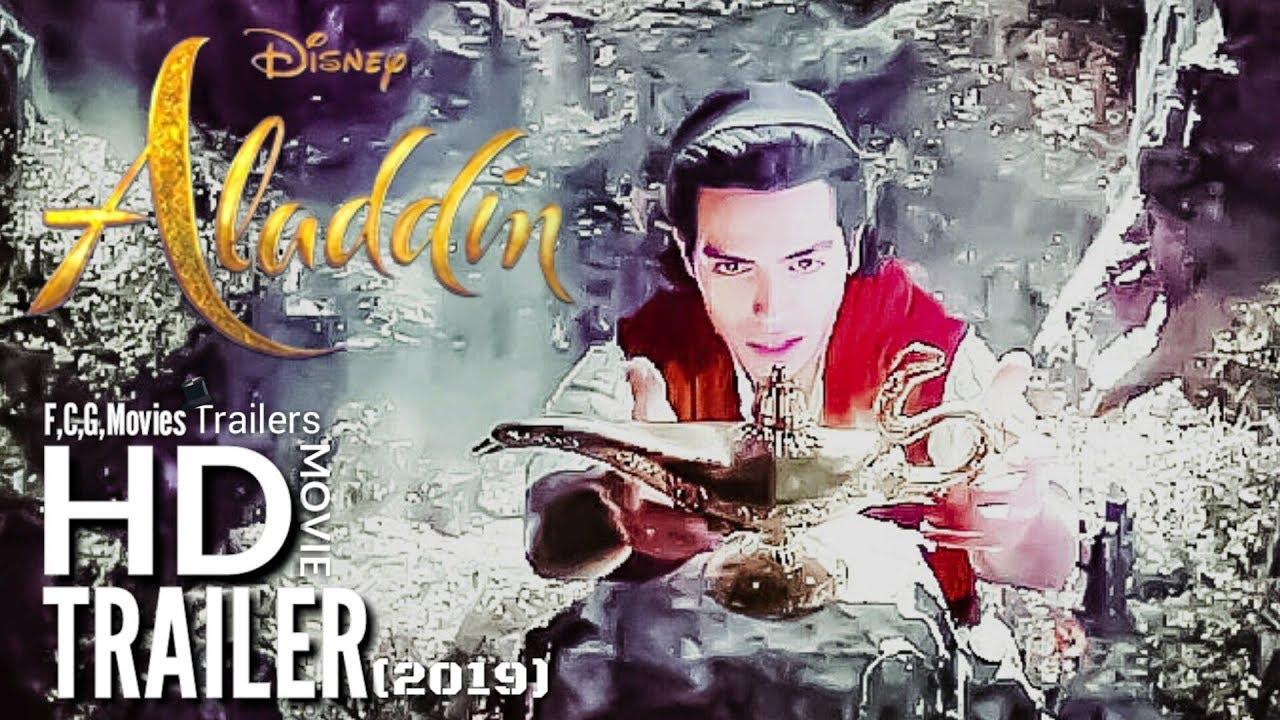 Aladdin New Trailer 2019 Disney Adventure Movie Hd