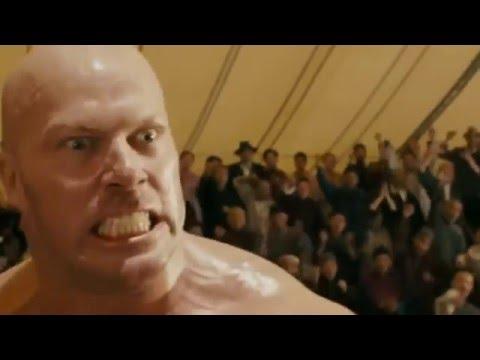 сцена из фильма 'Бесстрашный' Джет Ли против чемпиона MMA