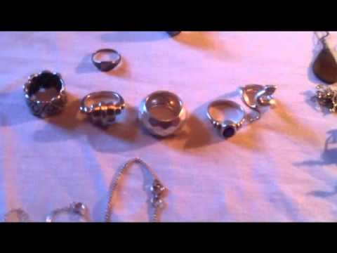 I've hit the picking motherload part 2, Jewellery from the IACF, picking Karma