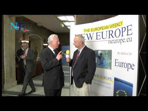 Jacques Santer Interviewed on the Financial Crisis, Lisbon Treaty, and more