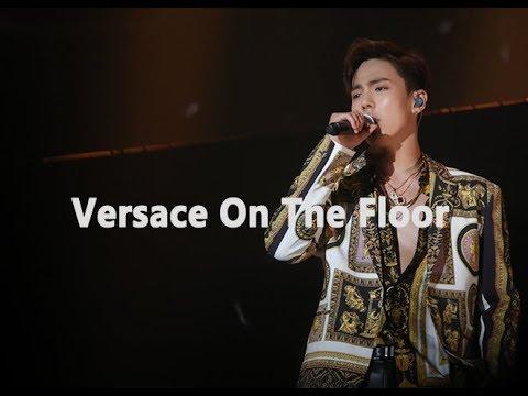 180526 몬스타엑스콘서트 유닛무대 셔누FOCUS :: Versace On The Floor  (MONSTAX SHOWNU FANCAM)