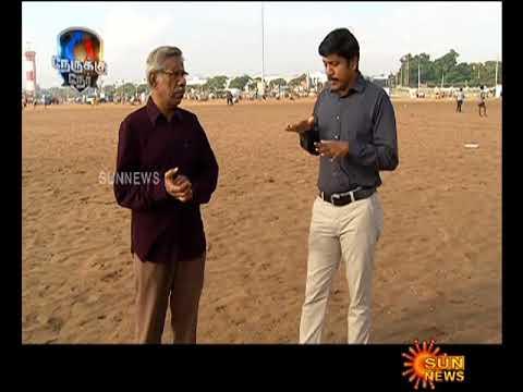 Puyal Ramachandran in Nerrukku Ner SUN news TV