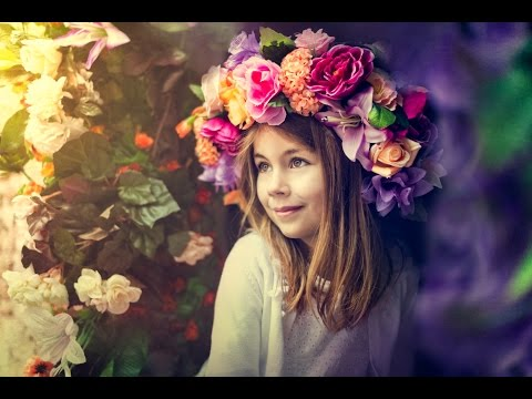 DiY tutorial: floral crown or headpiece