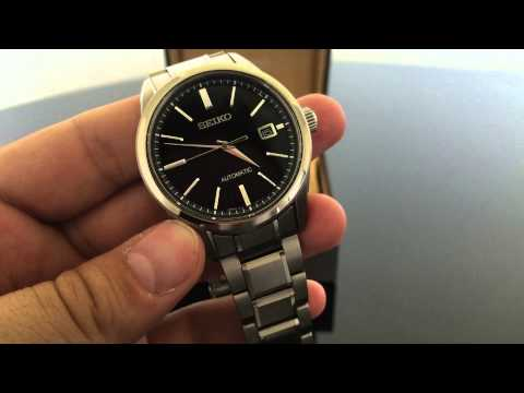 Seiko SDGM003 JDM Grand Cocktail Watch Review – My new favorite!