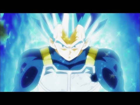 Vegeta Royal Blue [hip hop Remix]