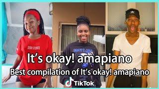 It's okay! Amapiano | African Dance | TikTok Trend | TikTok Africa