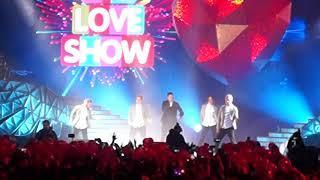 Дима Билан - Держи - BIG LOVE SHOW 2018   9 февраля   Ледовый Дворец (