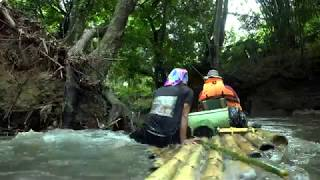 Bamboo Rafting Kuching thumbnail