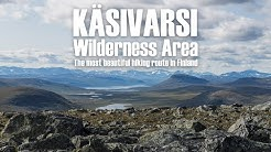 The most beautiful hiking route in Finland - Käsivarsi Wilderness Area