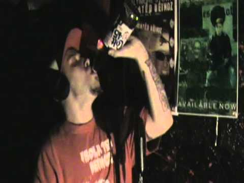 Ruthless Rob Down's a 40 oz - The