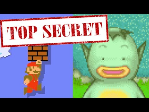 Thumbnail: 10 scary secrets that made gamers shiver