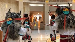 Rock Your Mocs 2017 - Santa Fe, New Mexico State Capitol  - Acoma Pueblo Enchanted Dancers