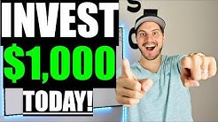 How To Invest $1000 In The Stock Market